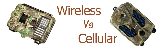 Wireless-trail-camera-vs-Cellular-trail-camera