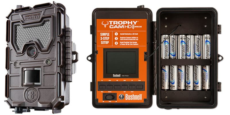 Bushnell Trophy Cam HD Aggressor 14MP Wireless Trail Camera Review
