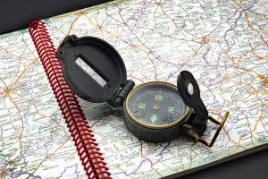 Hunting Compass